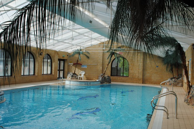 Indoor Heated Swimming Pool at the Mill Health and Fitness Suite Bridgwater Somerset